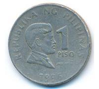 1 песо 1996 год Филиппины