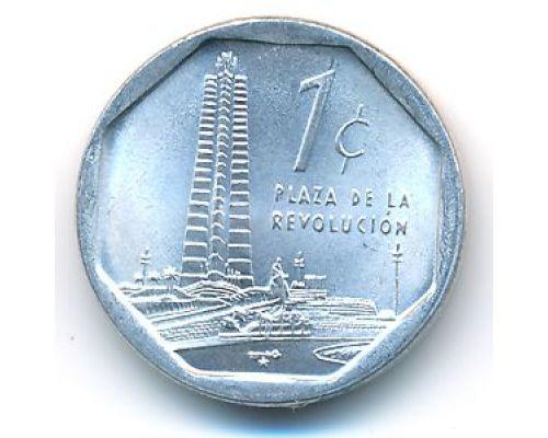 1 сентаво 2005 год Куба