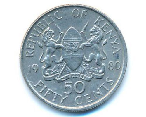 50 центов 1980 год Кения Даниэль Тороитич арап Мои