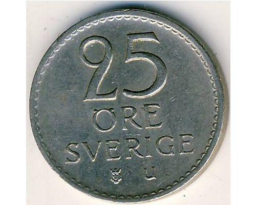 25 эре 1973 год Швеция