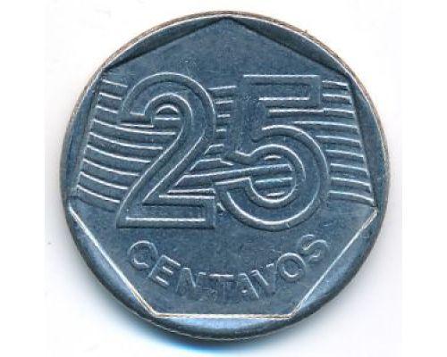 25 сентаво 1994 год Бразилия
