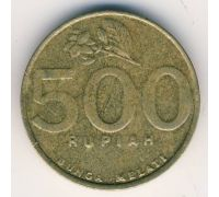 500 рупий 2003 год Индонезия