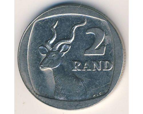 2 рэнда 1990 год ЮАР