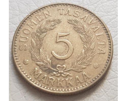 5 марок 1941 года Финляндия