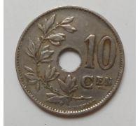 10 сентим 1924 год Бельгия BELGIE