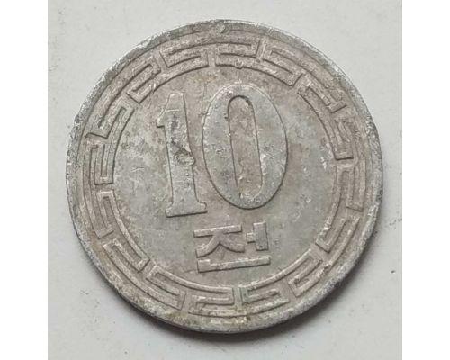 10 чон 1959 год Северная Корея КНДР
