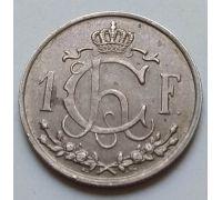 1 франк 1947 год Люксембург