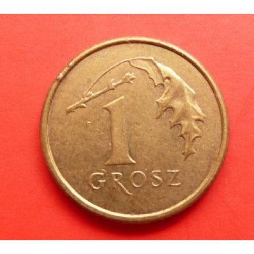 1 грош (1990–2013 г.) Польша