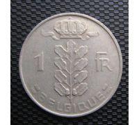 1 франк  (1950–1988 г) Бельгия