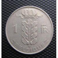 1 франк  (1950–1988 г.) Бельгия