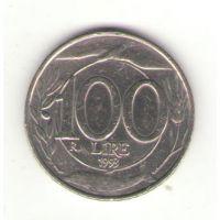 100 лир (1993–2001 г) Италия