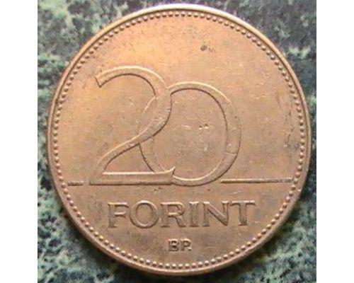 20 форинтов (1992–2008 г.) Венгрия