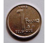 1 франк (1994–2001 г) Бельгия