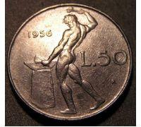 50 лир (1954–1995 г) Италия