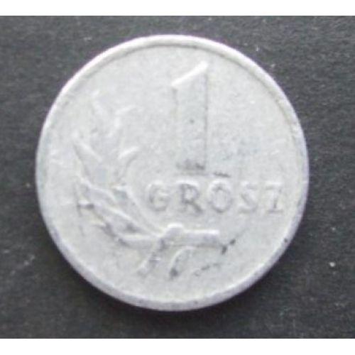 1 грош 1949 год Польша