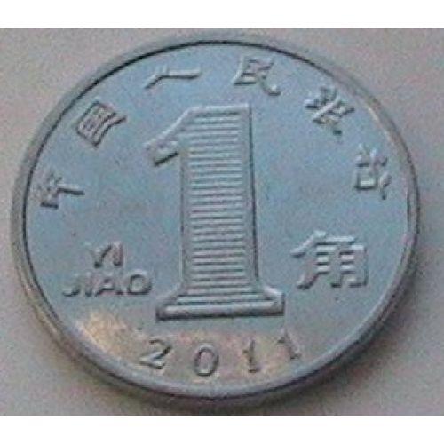 1 джао 2005-2015 год . Китай