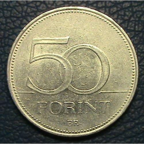 50 форинтов 1994 год Венгрия