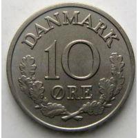10 эре 1972 года Дания