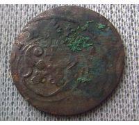 1 солид 1632-1654 Ливония Швеция Кристина Ваза (3)