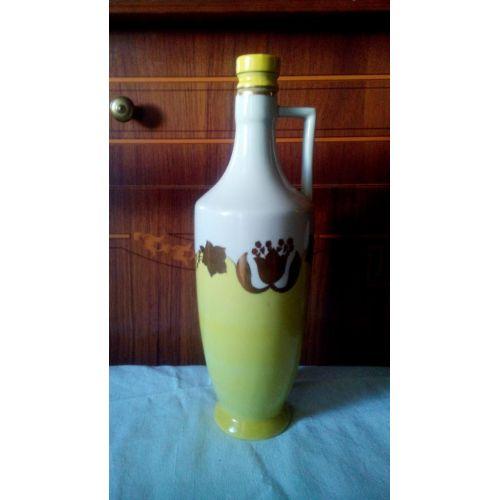Бутылка. Фарфор. Коростень