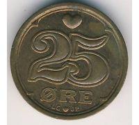 25 эре 1993 года Дания