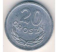 20 грошей (1957–1985 г) Польша