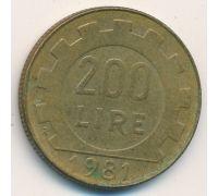 200 лир (1978-1998) года Италия