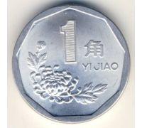 1 джао 1991 год Китай