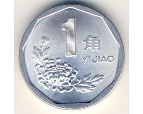 1 джао 1991 год. Китай
