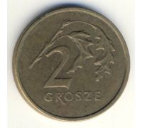 2 гроша (1990–2014 г) Польша