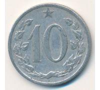 10 гелеров (1961–1971 г) Чехословакия