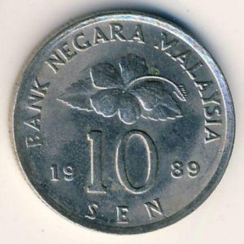 10 сен 1989-2011 года. Малайзия
