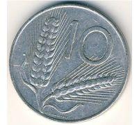 10 лир (1951–2001 г) Италия