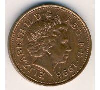 1 пенни (1998–2008 г) Великобритания