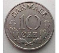 10 эре 1960-1971 года Дания
