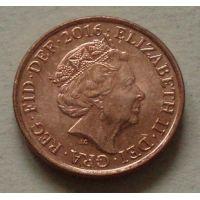 1 пенни (2015-2016 г) Великобритания