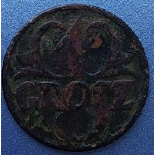 1 грош 1932. Польша