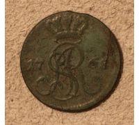 1 грош 1768 год Польша (2) Состояние