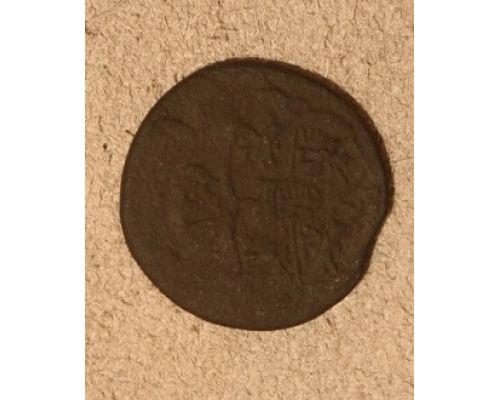 1 грош 1752-1758 год Польша