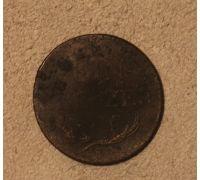 1 крейцер 1816 год S Австрия