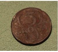 5 грошей 1923 Польша (8)