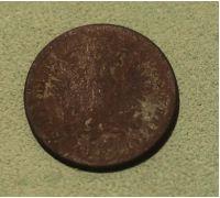 1 крейцер 1860 года A Австрия (2)