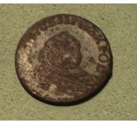 1 грош 1757 год Польша
