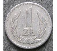 1 злотый 1949 год Польша