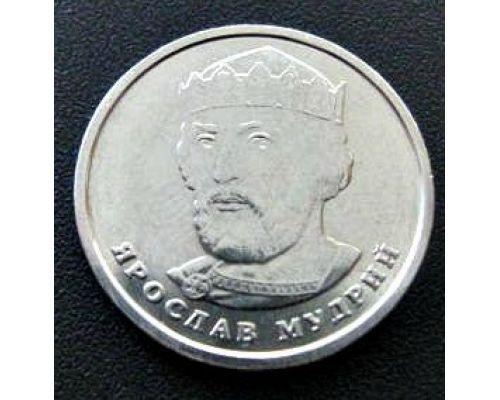 2 гривны Ярослав Мудрый 2018 год Украина 2 гривні Ярослав Мудрий UNC