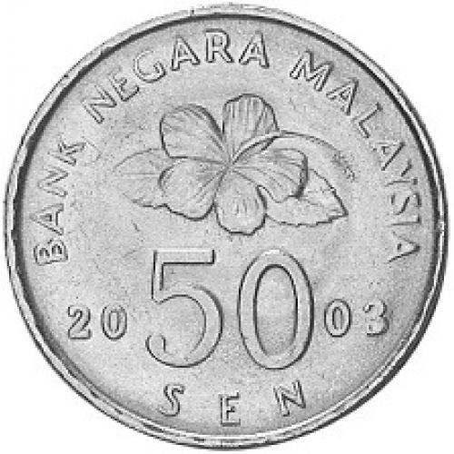 50 сен 2003 год. Малайзия