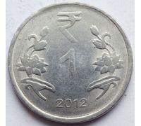 1 рупия 2012 год Индия
