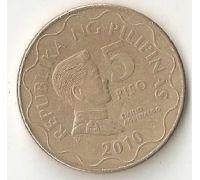 5 писо 2010 год Филиппины - песо