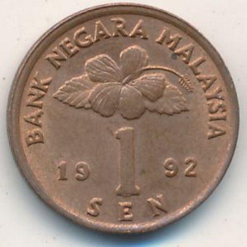 1 сен 1992 год. Малайзия