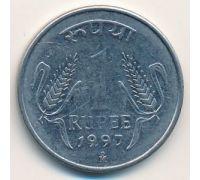 1 рупия 1997 год Индия